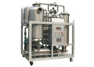 Fire Resistant Oil Vacuum Purifier