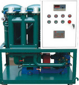 Multistage Precise Oil Purifier
