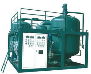 Waste Engine Oil Refining