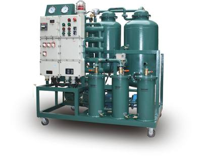 Explosion-Proof Oil Purifier