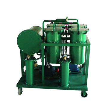 Regeneration Oil Purifier