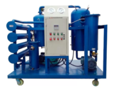 Automatic vacuum oil purifier