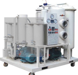 Coalescence-separation oil purifier